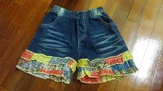 Seluar Jeans 1-2y girls