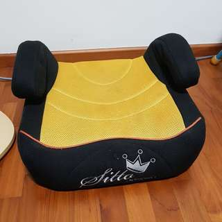 Preloved Sitto by Lucky Baby/ Lucky Baby Sitto™ Booster Seat – Yellow 507681