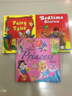Fairy Tales, Bedtime Stories and Princess Stories