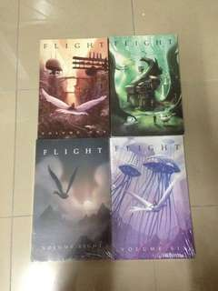 PRICED PER BOOK Flight graphic novel anthology comics book