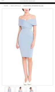 Doublewoot off shoulder dress