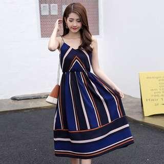 [PO] bohemian chiffon dress