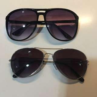 Sunglasses ($30 for 2)