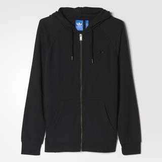 3048413ef0af Adidas Originals Premium Black Trefoil Hoodie
