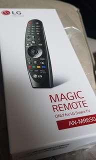 lg magic remote mr650