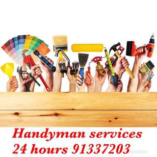 Electrical,plumbing,painting & Handyman Services 24 Hours 91337203