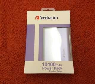 Verbatim 1400mAh Power Pack