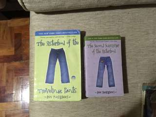 Bundle Sisterhood of the Traveling Pants 1 and 2