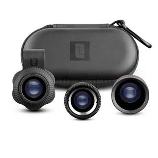 Lifetrons Lens for Mobile phones