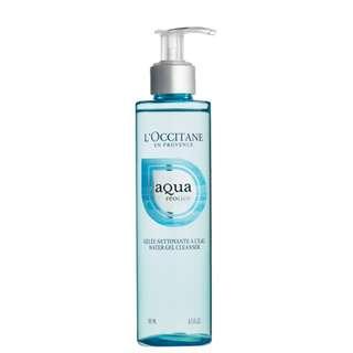 L'OCCITANE Aqua Reotier Water Gel Cleanser (195ml)