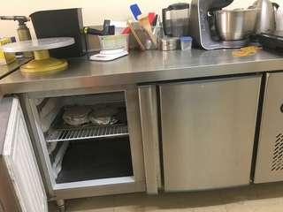 商用 不銹鋼 冷凍 急凍雪櫃 冰箱 硬櫃