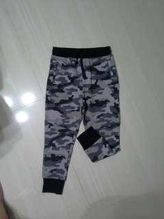 Brand NEW Boys Camouflage Jogger