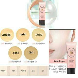 Etude House Precious Mineral BB Cream Moist Spf 50 Pa++