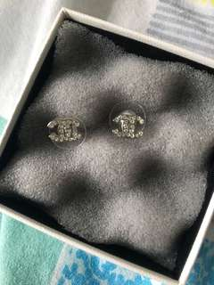大🈹️價 Chanel mini cc 耳環