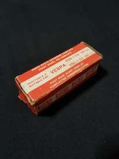 Vespa gs160 / ss180 wheel pin