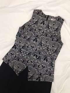 Peplum Work Dress