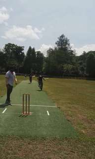 Cricket Ground Rental