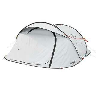 全自動三人用FRESH&BLACK 露營帳篷