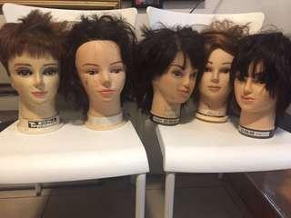 Head Mannequin