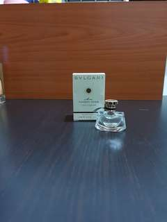 Bvlgari Collectables Perfume 5ml