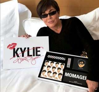 ORIGINAL Kylie Jenner x Kris Jenner Collab 💋 reservations