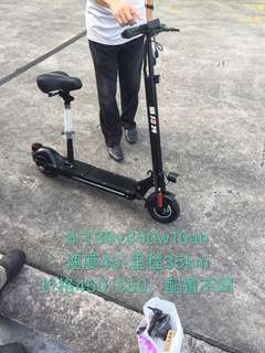 Electric Scooter LTA compliant