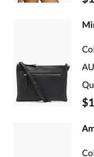Boohoo side bag