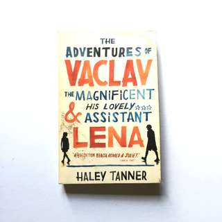 The Adventures of Vaclav the Magnificent by Haley Tanner  #MidMay75
