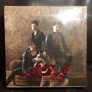 [割價全新] JYJ絕版官方精美Collection Card (便服封面盒)