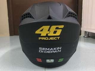 Helmet Laser