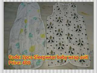 Sleepwear suit for infant / baby