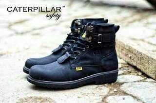 Sepatu Boots Caterpillar Aliando Safety size 39-43