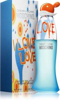 Authentic Moschino I Love Love EDT 100ML