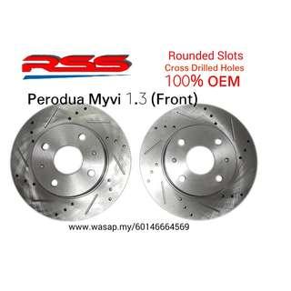 Disc Rotor-Myvi 1.3/1.5 lagi best