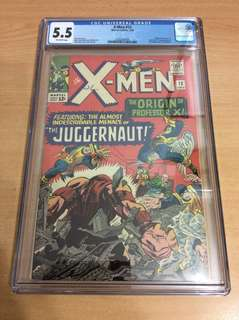 X men 12 (KEY HOT BOOK)
