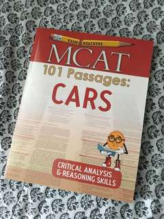 Exam Krackers MCAT 101 Passages: CARS