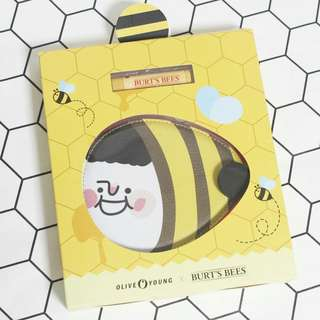 Olive young x burts bees