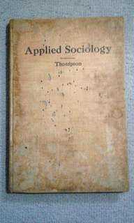 104 years Book (Applied Sociology)