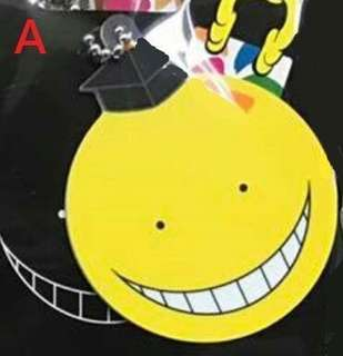 🚚 暗殺教室 造型悠遊卡 Normal 、KORO招福 兩款可挑 單售