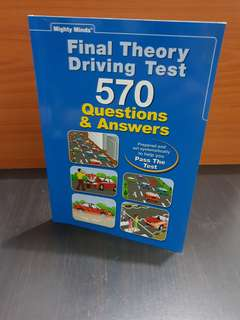 Final Theory FTT Test Book