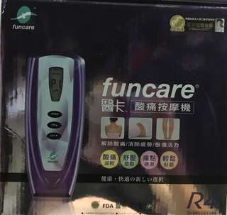 Funcare Digital Ten - Comfy Massager
