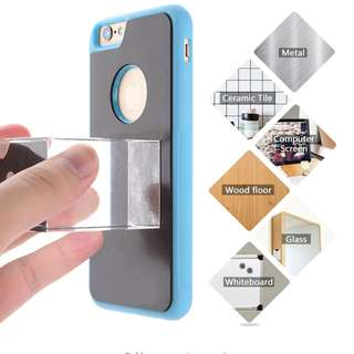 New iPhone 7 Anti-slip phone cover case Nano Suction