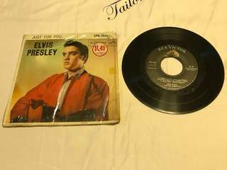 "Elvia Presley ""Just For You"" RCA Victor - Original 1957 Rockabilly"