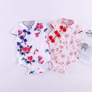 Traditional Chinese Costumes Cheongsum (Qi Pao) Baby Girl (0- 3 Years)CS010