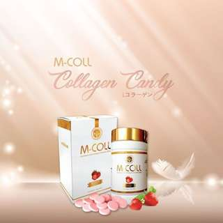 Mcoll Collagen Candy