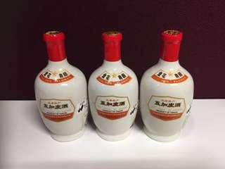Vintage Unopened Wu Jia Pi (五加皮) Liquor For Sale