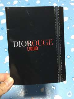 Dior 唇彩Sample