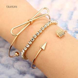3pcs set of bangles