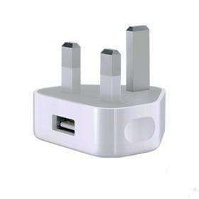 Original iPhone charger plug (NEW)