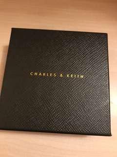 Charles & Keith Wallet 銀包
